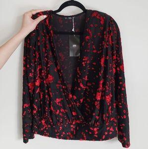 NWT Zara Women's Blouse